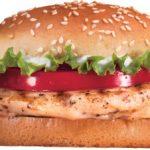 دستور تهیه همبرگر مرغ
