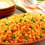 دستور پخت پلو مکزیکی