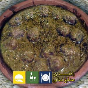 طرز تهیه خورش انار بیج در ۶ مرحله