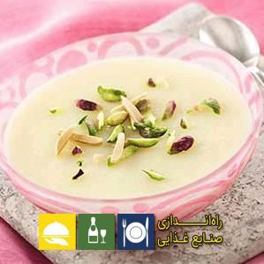طرز تهیه دسر مهلبیه لبنانی
