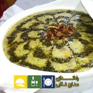 دستور پخت آش ماست شیرازی