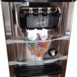 دستگاه بستنی قیفی ژلاتو کره ای